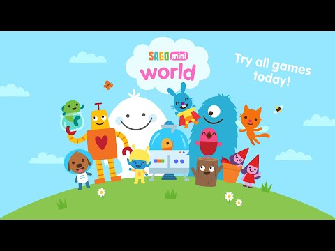 video review of Sago Mini World
