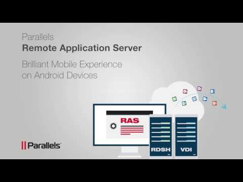 video review of Parallels Client