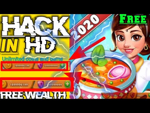 Indian Cooking star hack, mod indian cooking star mod apk unlimited money and new powers , Mod APK