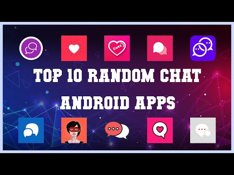 Top 10 Random Chat Android App | Review