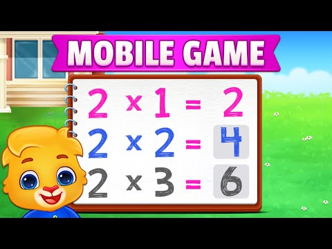 video review of Multiplication Kids