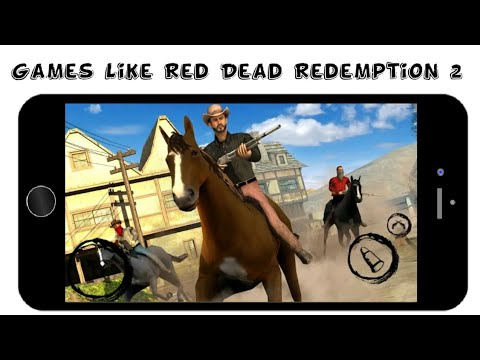 Top 10 Mobile Games Like Red Dead Redemption 2 Android/IOS 2020