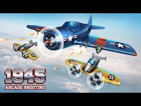 video review of 1945 Air Force