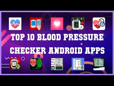Top 10 Blood Pressure Checker Android App | Review