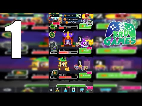 Idle Death Tycoon Inc - Clicker & Money Games Gameplay Walkthrough #1 (Android, IOS)