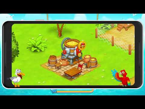 video review of Farm Island