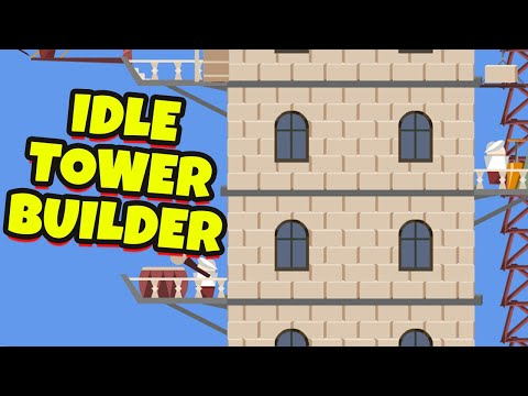 Idle Tower Builder game part 1
