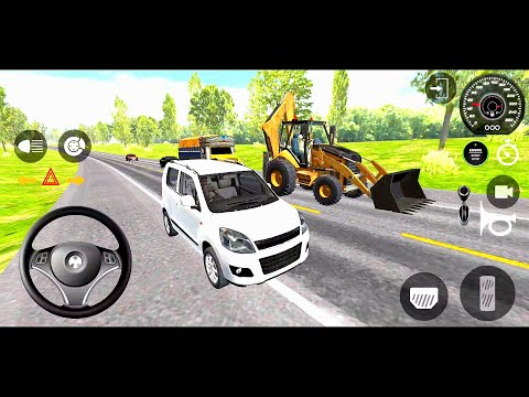 Indian Cars Simulator 3D 🚗🚘 | Android gameplay