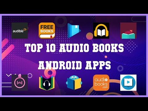 Top 10 Audio Books Android App | Review