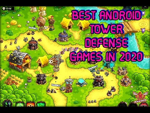 BEST ANDROID TOWER DEFENSE GAMES 2020