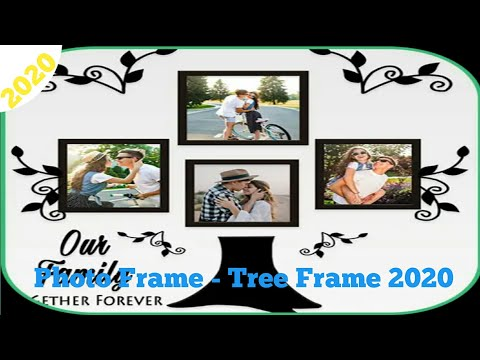 Photo Frame - Tree Frame Amazing  For Android in Hindi  2020