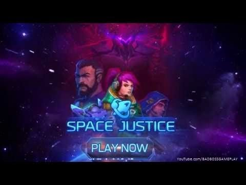 Space Justice Android iOS Gameplay HD