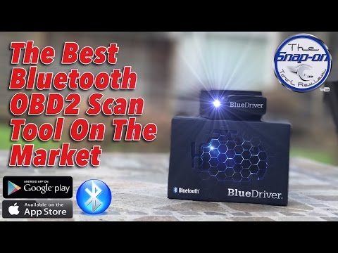 Full Overview and Demo Of The BlueDriver Bluetooth OBD2 Scan Tool