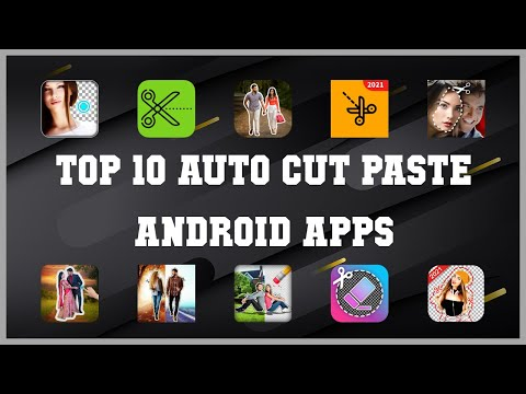 Top 10 Auto Cut Paste Android App   Review
