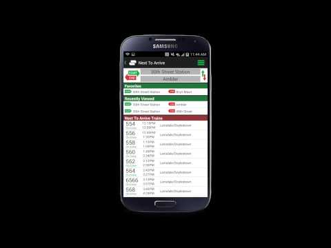 Public Beta Release of the SEPTA Mobile App for Android Users