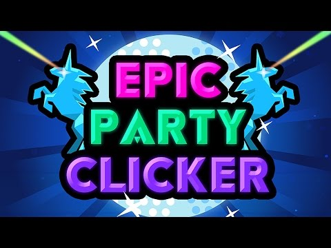 Epic Party Clicker - The Game - Gameplay Android
