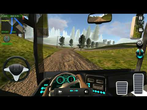 Offroad bus simulator 2020:Ultimate mountaine driver