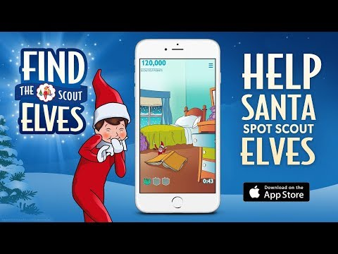 video review of Find the Scout Elves — The Elf on the Shelf®