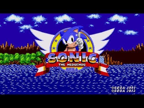 video review of Sonic the Hedgehog™ Classic