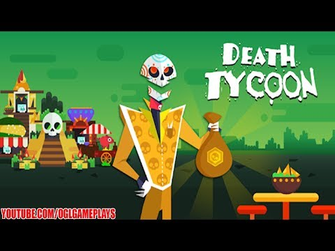 Death Tycoon - Idle clicker Android/iOS Gameplay (Genera Games)