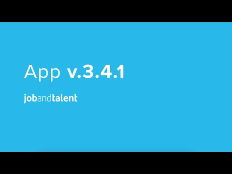 Jobandtalent App Version 3.4.1