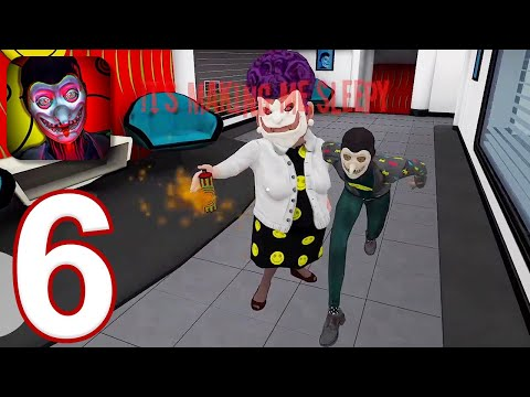 Smiling-X Corp: Horror Survival - Gameplay Walkthrough Part 6 - New Update 1.6 (iOS, Android)