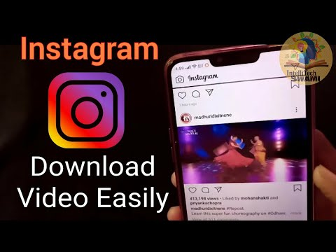 How To Download Instagram Videos On Android 2020 🔥 Instagram Reels Download 🔥 Explained In Hindi 🔥