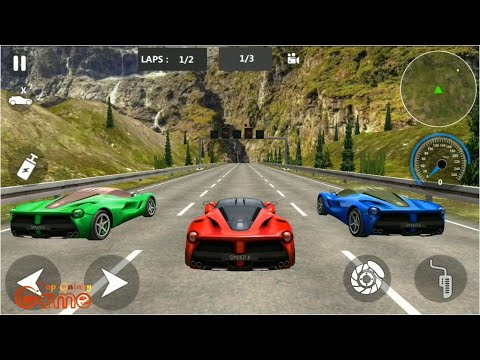 Super Fast Car Racing 2020   Android GamePlay   Top Galaxy Game