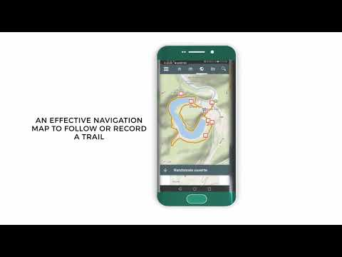 video review of SityTrail hiking trail GPS offline IGN topo maps