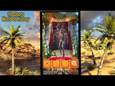 video review of 100 doors World Of History 2