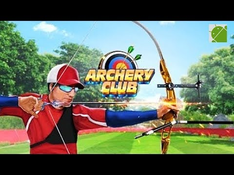 Archery Club PvP Multiplayer - Android Gameplay FHD