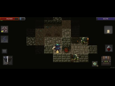 Caves (by 36dev) - roguelike rpg game for Android and iOS - gameplay.