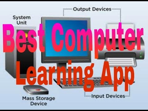 Best Computer Learning App, ||  CCC & A,O,C level