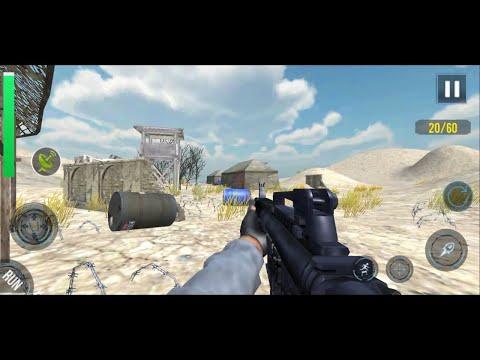 Infinity Black Ops ( Craft Action Games ) Gameplay android #1