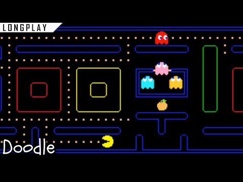 PAC-MAN (Google Doodle / Google Play Games on Android)