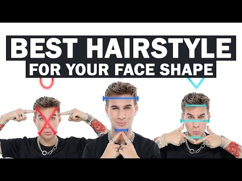 How To Pick The Best Hairstyle For Your Face Shape