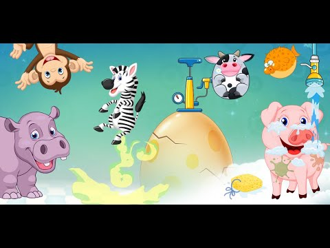video review of Toddler Puzzle and fun games for Kids
