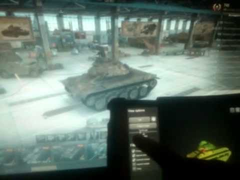 Armor Inspector connects to WoT client
