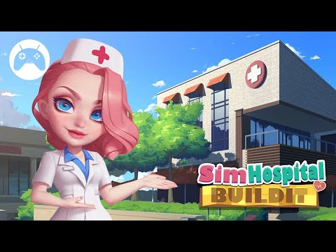 Sim Hospital BuildIt Gameplay (Android)