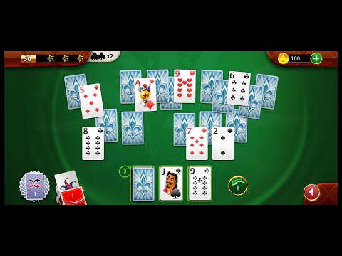 Solitaire Perfect Match (by Deltamedia) - card game for Android and iOS - gameplay.