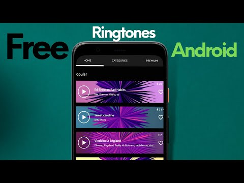 Free Ringtones For Android | Get Free Songs As Ringtones