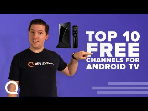 Top 10 FREE Channels for Android TV | You Should Download These