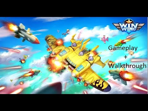 WinWing : Space Shooter Android Gameplay