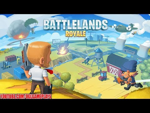 Battlelands Royale Android iOS Gameplay (By Futureplay)