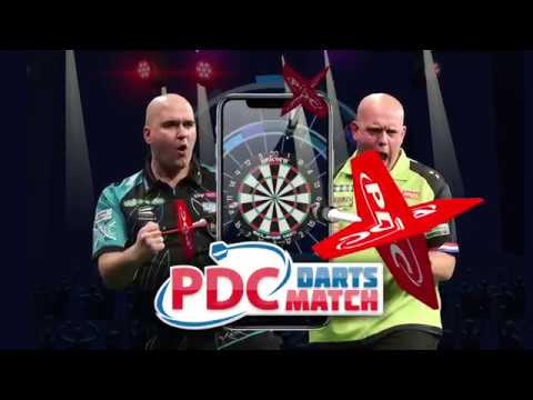 video review of Darts Match Live!