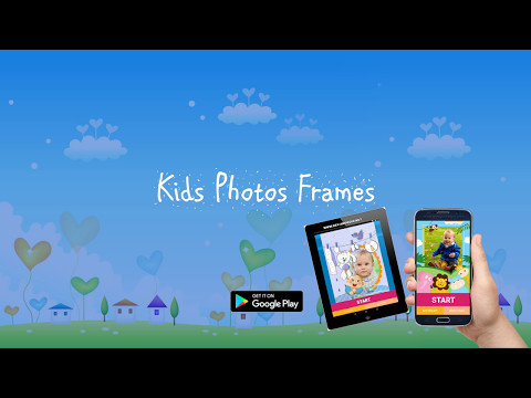 Kids Photos Frames - android app