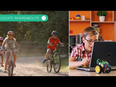 video review of Parental Control & Kids GPS