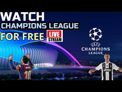 How To Watch CHAMPIONS LEAGUE Live For FREE| watch champions league live in mobile|2021 *updated*
