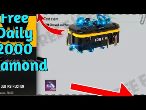 How To Get Free Diamonds Of Free Fire New Trick 2021 || Get Unlimited Diamonds Of Free Fire ||
