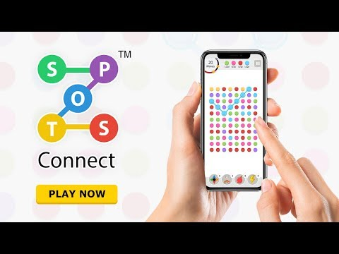 Spots Connect Android Game Promo